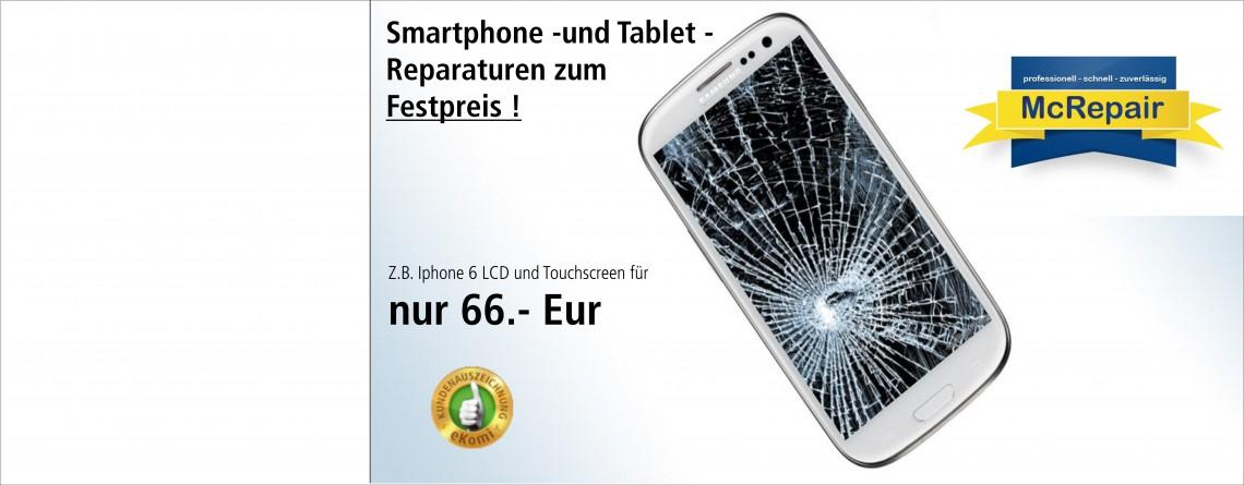 Ihre Smartphone und Tablet Reparaturwerkstatt