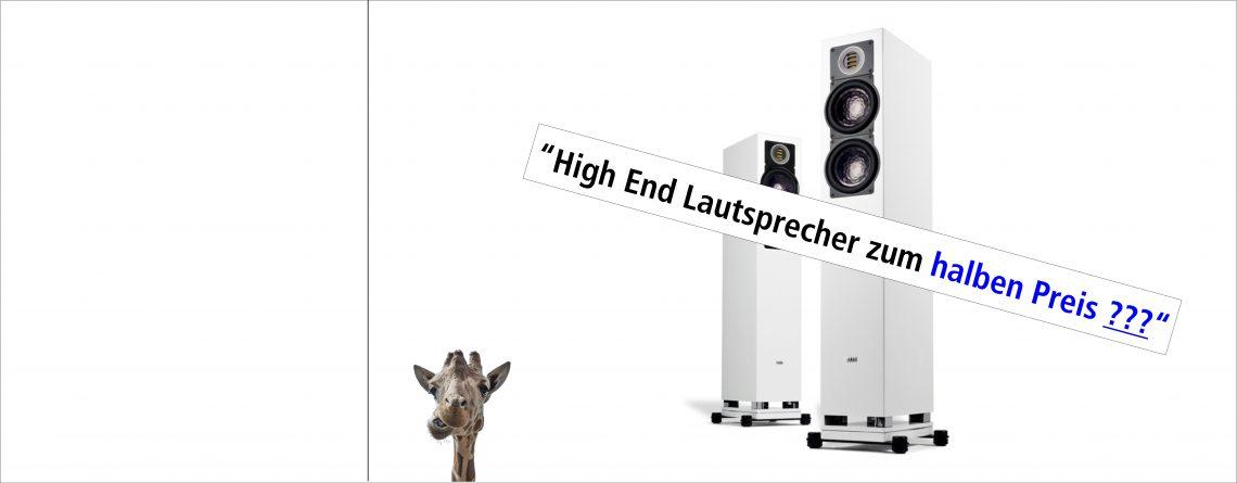 ELAC BS 403 und FS 407 High End Lautsprecher zum Schnäppchenpreis bis – 45 % !