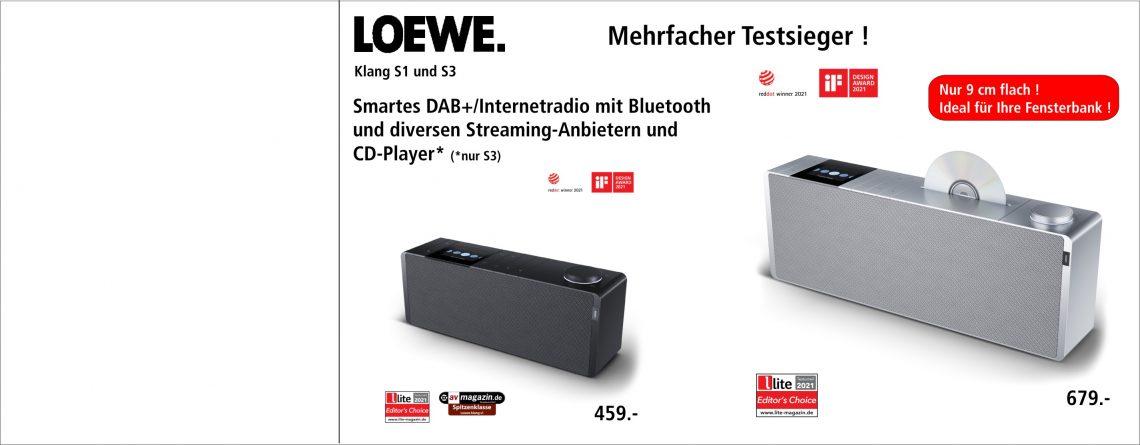Neuheit vom Loewe